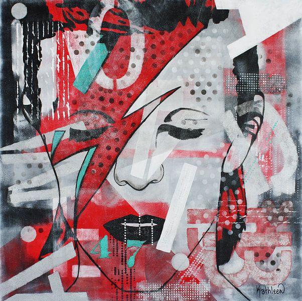 """David BOWIE """"47"""" von Kathleen Artist von Kathleen Artist Fine Art"""