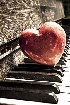 Muziek is liefde / liefde is muziek van