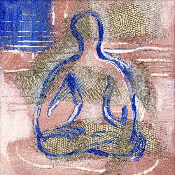 Yoga 070116 van Eva van den Hamsvoort