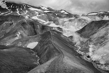 Kerlingarfjöll bergen von Bart Hendriks