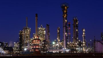 ExxonMobil Botlek van Nico Roos