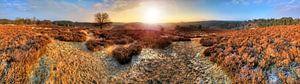 Posbank 360 panorama van