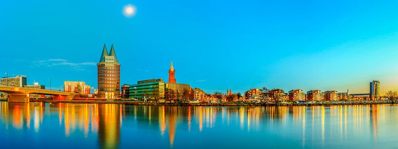 skyline Roermond II van Teun Ruijters