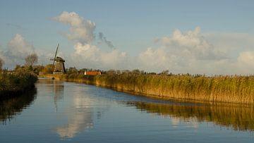 Westfries Polderlandschaft von Wil van der Velde