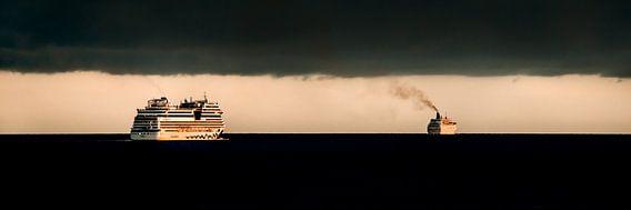 Cruiseschepen van Harrie Muis