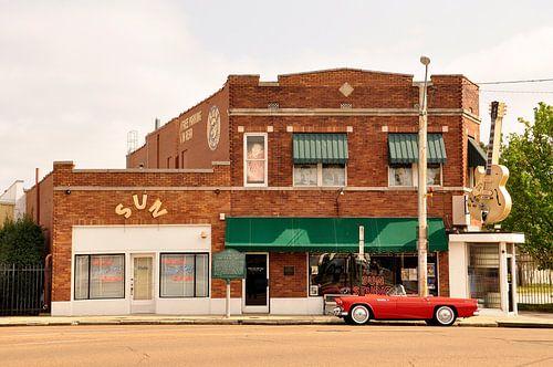Sun Studio in Memphis van Arno Wolsink