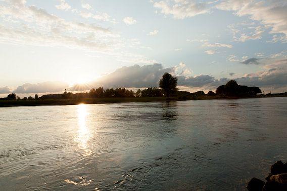 De IJssel  van Pieter de Kramer
