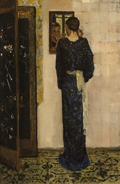 George Hendrik Breitner. De Oorring van 1000 Schilderijen