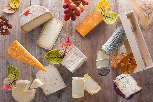 Moderner Vitrinen für Käseplatte von Henny Brouwers