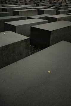 Joods monument Berlijn van Casper Zoethout