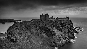 Dunnottar Castle Scotland von Peter Bolman