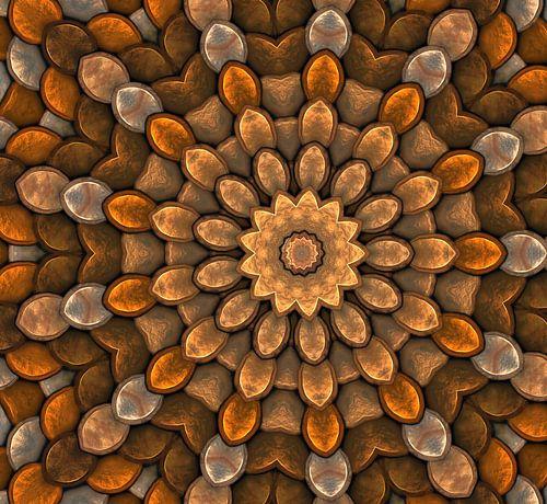 kaleidoscoop Brons van Bright Designs