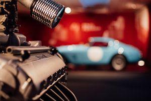 Moteur Ferrari V12. sur Simon Peeters