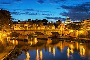 St. Pieterbasiliek Rome van