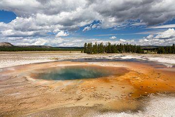 Yellowstone von Christoph Schaible