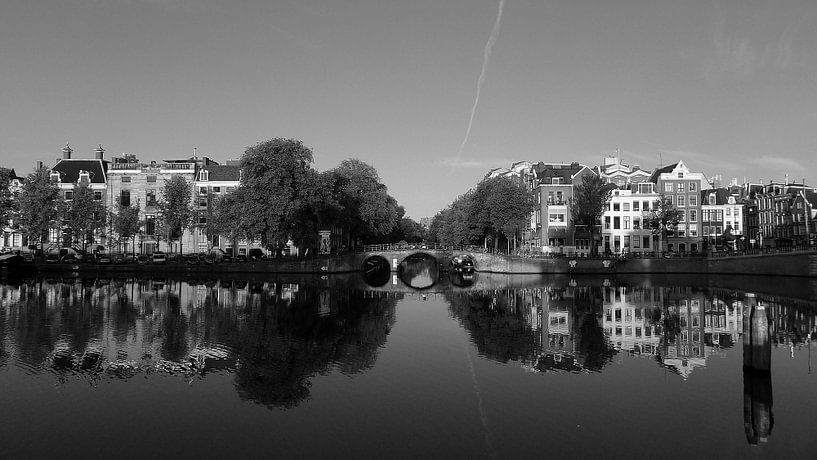 Amsterdam van Frank de Ridder