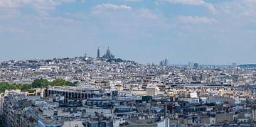 Sacre Ceour Paris von Jefra Creations