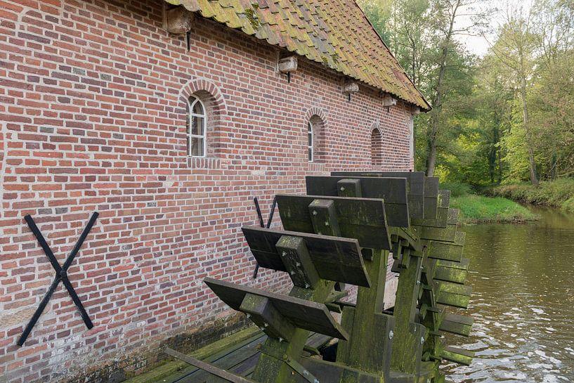 Watermolen Berenschot in Winterswijk van Tonko Oosterink