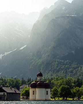 St. Bartholomäus-Kirche in Berchtesgaden von OCEANVOLTA