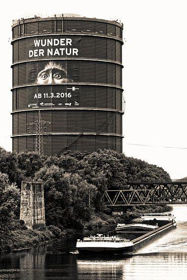 Gasmeter Oberhausen (7-150732) B+W