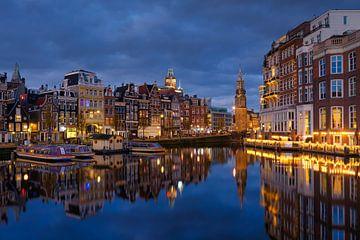 De Munttoren, Amsterdam van Thea.Photo