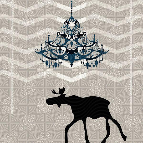 A Moose finds home van Pia Schneider