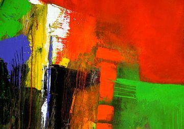De wereld is kleurrijk van Claudia Neubauer