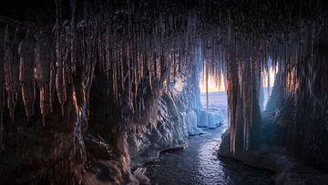 Baikal-Eishöhle 1 von Sven Broeckx