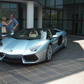 Lamborghini Aventador sur Stefan  Nanninga