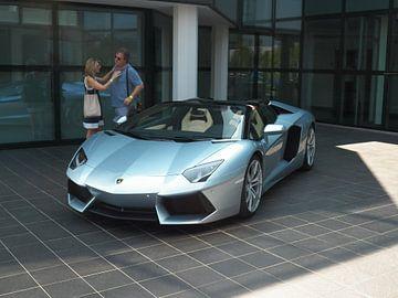 Lamborghini Aventador van Stefan  Nanninga