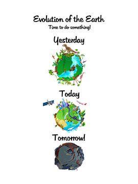 Evolution von Printed Artings