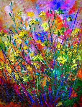 Wildblumen von pol ledent