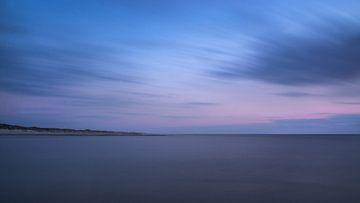 Blue serenity von Klaas Fidom