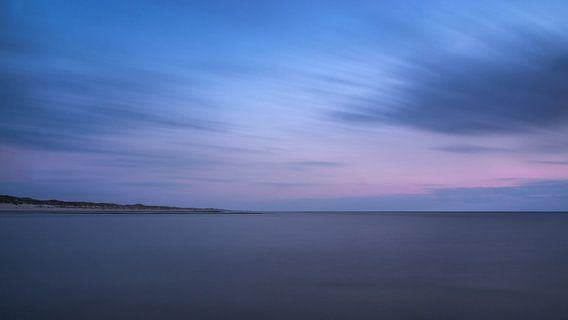 Blue serenity van Klaas Fidom