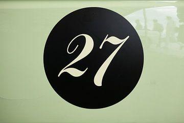 N° de course : Vingt-sept sur Theodor Decker
