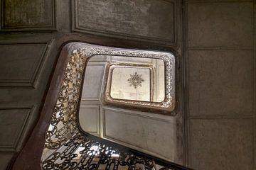 Treppe nach oben von Kristof Ven