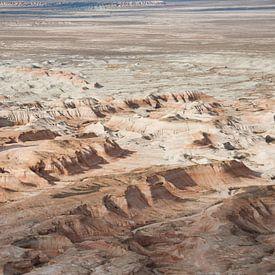 Yangykala Canyon - Turkmenistan van Marion Raaijmakers