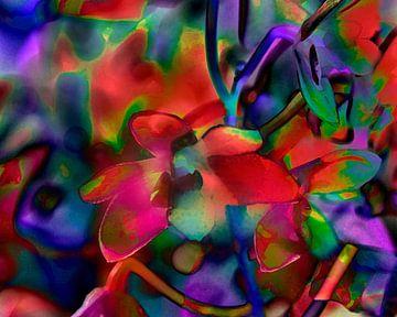 bloemvormen van Hanneke Luit