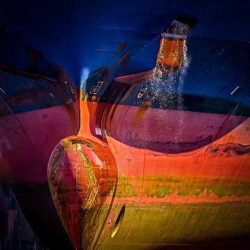 Schiffsbug_2_1 von Manfred Rautenberg Photoart