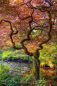 Ode aan Van Gogh van Pieter Navis