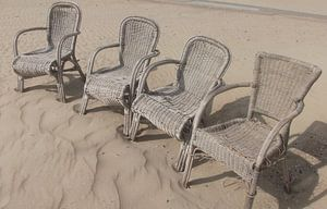 strandstoelen, der strandkorbe, beach-chairs