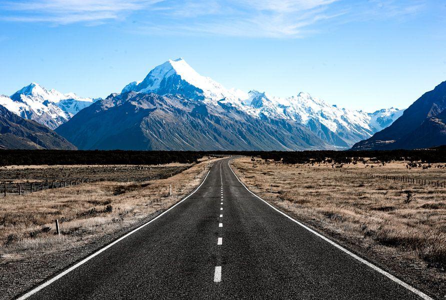 Mount Cook , Nieuw Zeeland #2