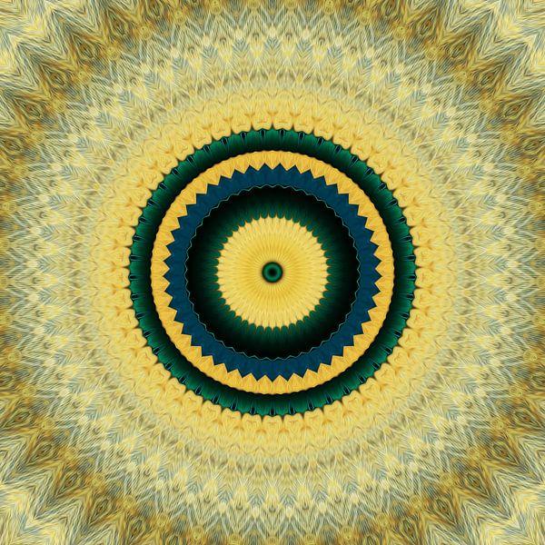 Blue Eye von Dagmar Marina