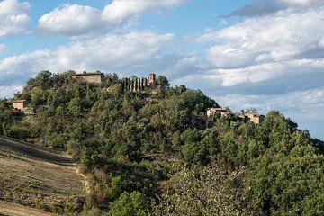 Authentiek dorp in de Apennijnen, Italië van Samantha Giannattasio