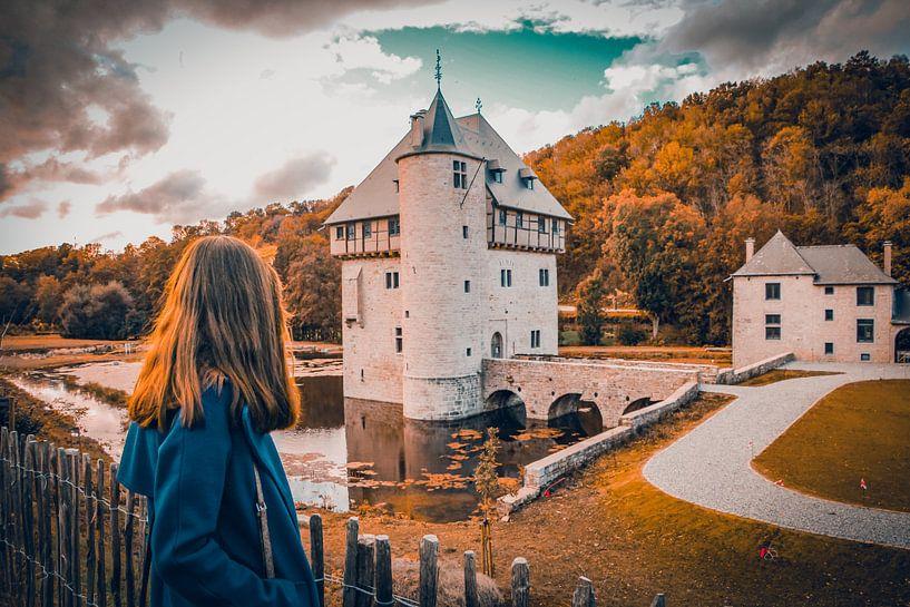Het kasteel van Crupet van HotspotsBenelux