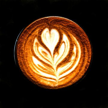 Cappuccino I van Maurice Dawson