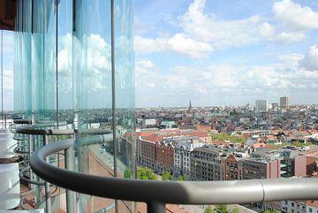 MAS gebouw Antwerpen von Cynthia Jansen