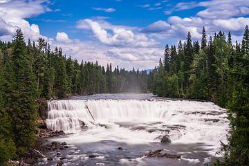 Wells Gray Provincial Park sur