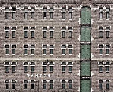 Santos Rotterdam van Artstudio1622
