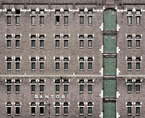 Santos Rotterdam van